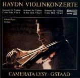 HAYDN - Lysy - Concerto pour violon et orchestre n°1 en do majeur Hob.VI