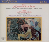 BERLIOZ - Munch - La Damnation de Faust