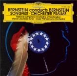 BERNSTEIN - Bernstein - Songfest