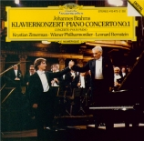 BRAHMS - Zimerman - Concerto pour piano et orchestre n°1 en ré mineur op