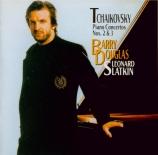TCHAIKOVSKY - Douglas - Concerto pour piano n°2 en sol majeur op.44