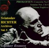 PROKOFIEV - Richter - Concerto pour piano et orchestre n°5 en sol majeur