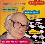BABBITT - Arnold - Quatrains