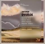 DVORAK - Fischer - Danses slaves op.46 (version orchestre)