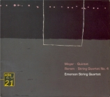 MEYER - Emerson String - Quintette