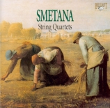 SMETANA - Stamitz Quartet - Quatuor à cordes n°1 'De ma vie'