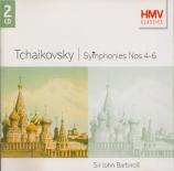 TCHAIKOVSKY - Barbirolli - Symphonie n°4 op.36
