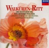 WAGNER - Stokowski - Die Walküre (La Walkyrie) WWV.86b : chevauchée des