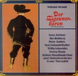 STRAUSS - Marszalek - Baron tzigane : extraits