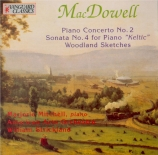 MACDOWELL - Mitchell - Concerto pour piano n°2 op.23