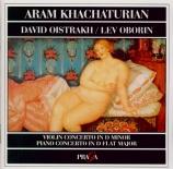 KHATCHATURIAN - Oborin - Concerto pour piano