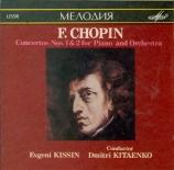 CHOPIN - Kissin - Concerto n°1 pour piano et orchestre op.11
