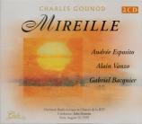 GOUNOD - Gressier - Mireille (live ORTF Paris, 13 - 8 - 1959) live ORTF Paris, 13 - 8 - 1959