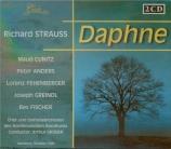 STRAUSS - Gruber - Daphné, opéra op.82