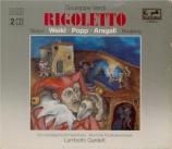 VERDI - Gardelli - Rigoletto, opéra en trois actes