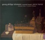 TELEMANN - Hantai - Trio pour hautbois, clavecin et basse continue, en m