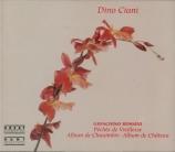 ROSSINI - Ciani - Album de château