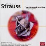 STRAUSS - De Waart - Der Rosenkavalier (Le chevalier à la rose) op.59 :