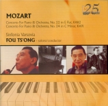 MOZART - Ts'ong - Concerto pour piano n°22 K.482