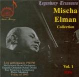 LALO - Elman - Symphonie espagnole op.21