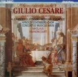HAENDEL - Harnoncourt - Giulio Cesare : extraits