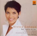 Bel Canto arias