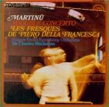 MARTINU - Mackerras - Double concerto pour deux orchestres à cordes, pia Import Japon