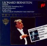 BEETHOVEN - Bernstein - Symphonie n°5 op.67 (+ speech) + speech