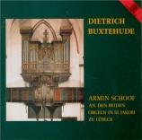 Oeuvres pour orgue Orgue de St. Jakobi Lübeck