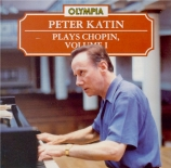 Peter Katin plays Chopin Vol.1