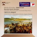 RIMSKY-KORSAKOV - Ormandy - Shéhérazade Op.35
