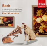 BACH - Weissenberg - Variations Goldberg, pour clavier BWV.988