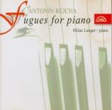 REICHA - Langer - Fugues (36) pour piano op.36