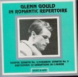 CHOPIN - Gould - Sonate pour piano n°3 en si mineur op.58
