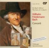 BACH - Freiburger Baro - Concerto pour flûte traversière en ré majeur