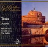 PUCCINI - Cillario - Tosca (live London Covent Garden, 24 - 1 - 1964) live London Covent Garden, 24 - 1 - 1964