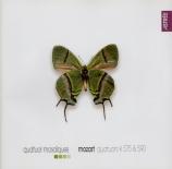 MOZART - Quatuor Mosaïqu - Quatuor à cordes n°21 en ré majeur K.575