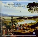 ROLLA - Bratchkova - Duos pour violon et violoncelle (3)