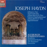 HAYDN - Kammler - Missa Sancti Nicolai, pour solistes, choeur mixte, orch