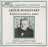 COUPERIN - Rodzinski - La sultane, sonate en quatuor