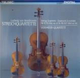 BEETHOVEN - Vermeer Quartet - Quatuor à cordes n°12 op.127