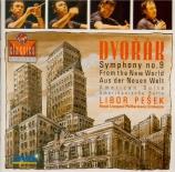 DVORAK - Pesek - Suite pour orchestre en la majeur op.98b B.190 'América