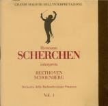 BEETHOVEN - Scherchen - Symphonie n°6 op.68 'Pastorale'