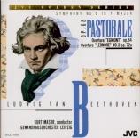 BEETHOVEN - Masur - Symphonie n°6 op.68 'Pastorale' (Import Japon) Import Japon