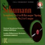 SCHUMANN - Enescu - Symphonie n°1 pour orchestre en si bémol majeur op.3
