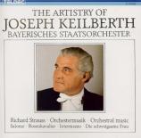 STRAUSS - Keilberth - Salomé op.54 : danse des sept voiles
