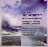 TCHAIKOVSKY - Hagner - Concerto pour violon en ré majeur op.35