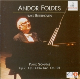 BEETHOVEN - Foldes - Sonate pour piano n°9 op.14 n°1