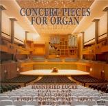 Pièces de concert pour orgue