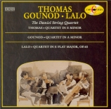 THOMAS - Daniel String Q - Quatuor à cordes